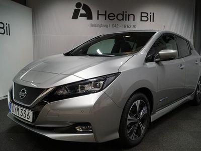begagnad Nissan Leaf Tekna 40KWH /Navi/BOSE