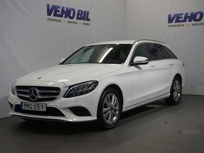 begagnad Mercedes C200 Aut Avantgarde Värmare D