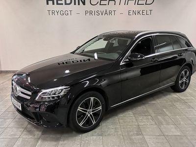 begagnad Mercedes 220 C-KLASSd 4MATIC 9G-Tronic Avantgarde
