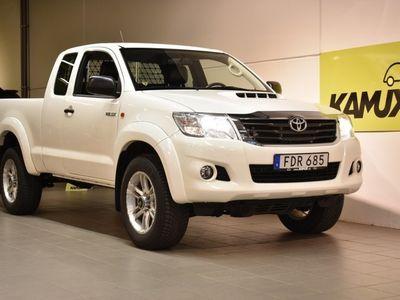 brugt Toyota HiLux 2.5 D-4D 4WD 144hk 1870 mil!
