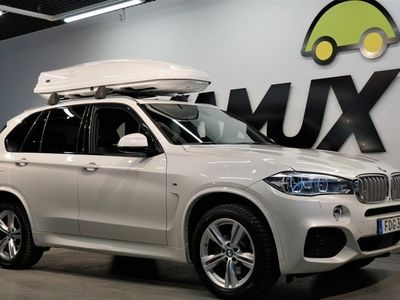 begagnad BMW X5 40d xDrive M-Sport Innovation D-värm Pano 313hk