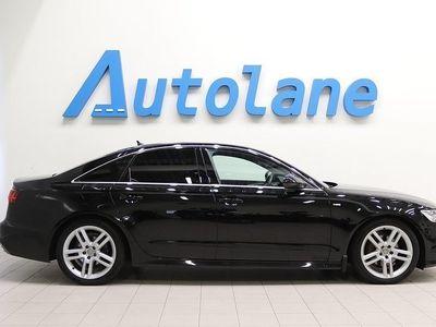 begagnad Audi A6 Sedan 2.0 TDI QUATTRO S-Line Plus Aut Eu6 190hk