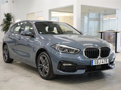 begagnad BMW 118 i Sport Automat Metallic