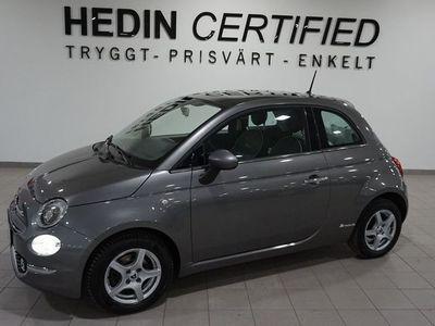 begagnad Fiat 500 LOUNGE 1.2 69HK