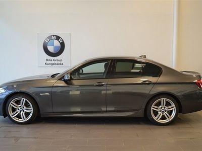 begagnad BMW 520 D Aut Sedan M-Sport / HiFi -16