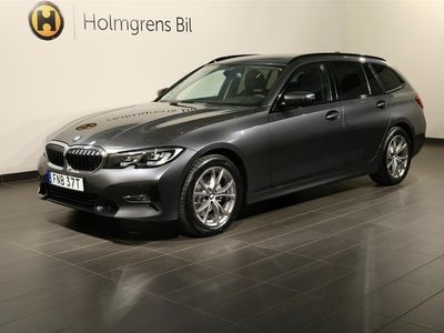 begagnad BMW 320 d xDrive Touring M Sport Connected Comfort Pkt