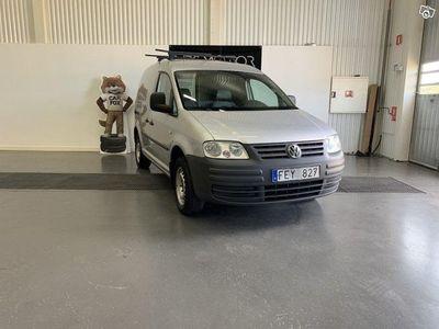 begagnad VW Caddy Panel Van 2.0 SDI 69hk sv-såld