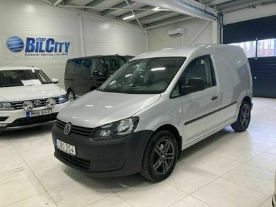 begagnad VW Caddy TransportbilarSkåp DSG 1,6L TDI 75 KW