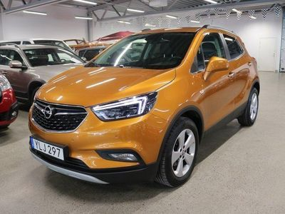 brugt Opel Mokka X 1.4Turbo 4x4 Automat Euro 6 152hk