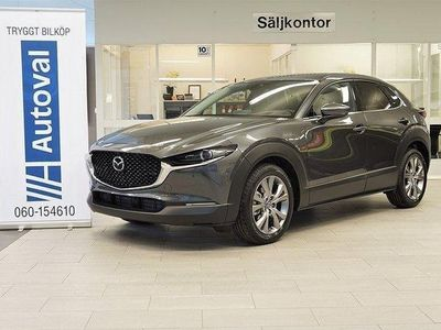 begagnad Mazda CX-30 2.0 SKYACTIV-X M Hybrid AWD Autom