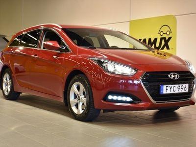 brugt Hyundai i40 cw 1.7 CRDi Comfort Plus 116hk
