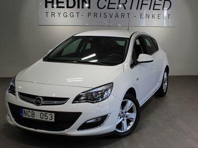 begagnad Opel Astra Enjoy 1,7 110hk CDTI
