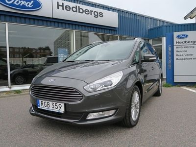 begagnad Ford Galaxy BUSINESS 2.0TDCI 150HK AUTOMAT