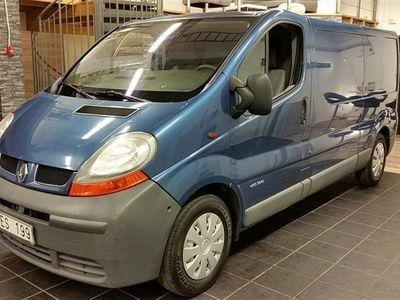 begagnad Renault Trafic FL -06