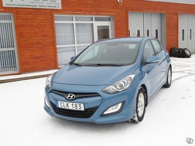 usata Hyundai i30 1.6 CRDi 5D 110hk