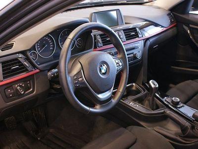 begagnad BMW 320 d Touring Sportline
