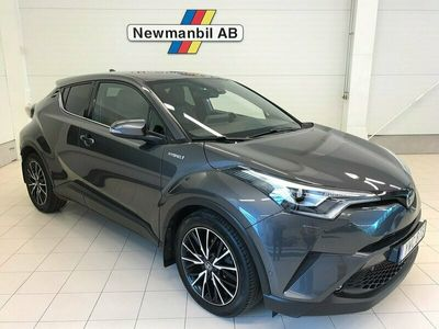 begagnad Toyota C-HR 1.8 Hybrid Executive AUT#RÄNTA 1,99%#