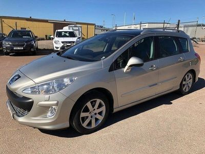 begagnad Peugeot 308 SW 1.6 Turbo 150hk Panorama