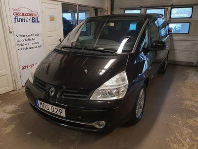 brugt Renault Grand Espace 2.0 dCi AUT NAV DRAG BES -12