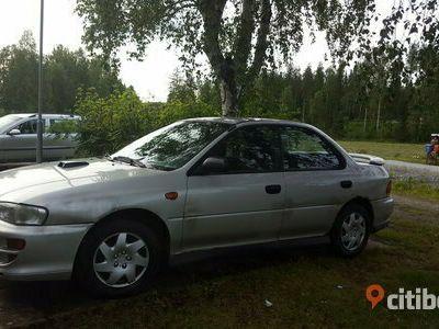 begagnad Subaru Impreza rx sport -99