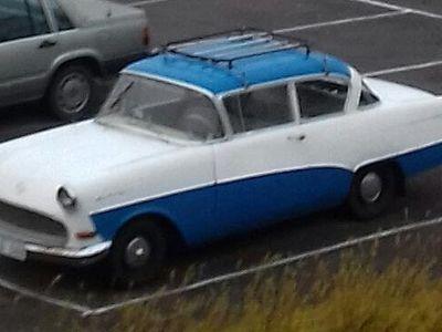 brugt Opel Rekord 58 Besiktnings befriad