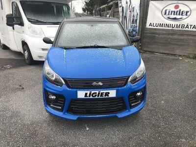 begagnad Ligier JS50 sport -19