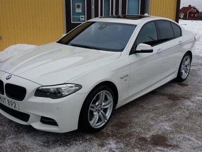 begagnad BMW 530 d Aut xDrive M-Sport, VÄLUTRUSTAD