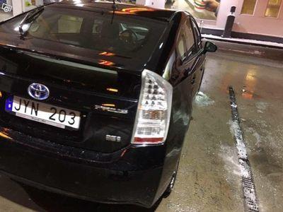 begagnad Toyota Prius Executive lågmil, nybesiktat -11