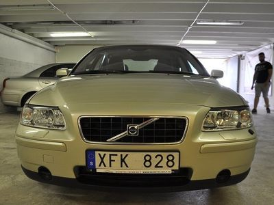 begagnad Volvo S60 R Sport Nyserv 6 Månad Garanti -06