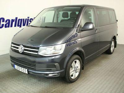 begagnad VW Caravelle KOMBI 4MOTION TDI 204HK 4x4 9-Sits Navi Aut