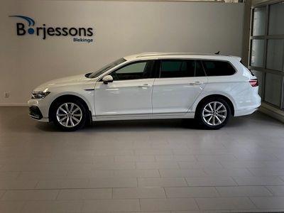begagnad VW Passat Sportscombi GTE 1.4 TSI DSG 2020, Personbil 523 500 kr