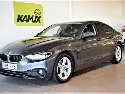 begagnad BMW 420 Gran Coupé dA Model Sport / Navi / Wireless Charging