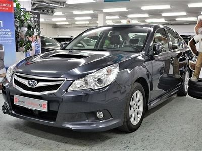 begagnad Subaru Legacy 2.0 4WD Sedan Xenon 150hk
