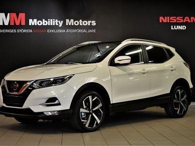 gebraucht Nissan Qashqai Tekna Design Pack DIG-T 160hk Nya Motorn 3209:-/Mån