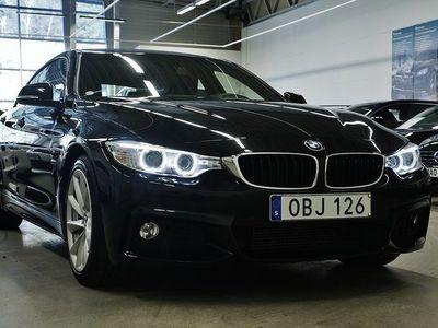 begagnad BMW 420 Gran Coupé d M Sport Backkamera Drag 190hk