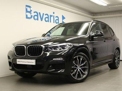 "begagnad BMW X3 xDrive30d M sport 20"" Driving Assistant Plus Winter H/K"