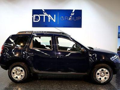used Dacia Duster 1.5 dCi 4x2 (109hk), Sv-Såld, Euro6
