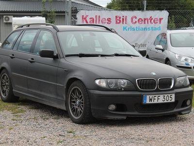 begagnad BMW 320 i Touring Automat M Sport 170hk