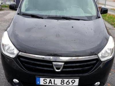 begagnad Dacia Lodgy 1.5 -16