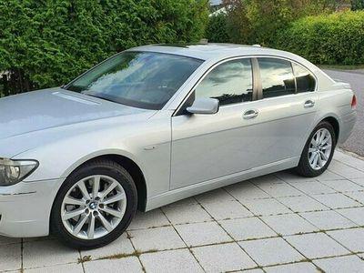 begagnad BMW 740 I
