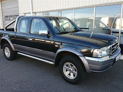 begagnad Ford Ranger SUPER EXT 2.5 TD 9000 mil 109 hk