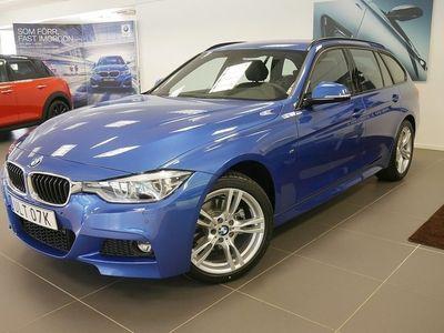 begagnad BMW 320 d xDrive Touring M Sport, Navi, Dragkrok, HiFi