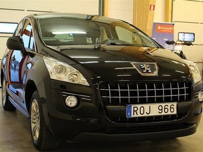 begagnad Peugeot 3008 1.6 Turbo DRAG 156 HK
