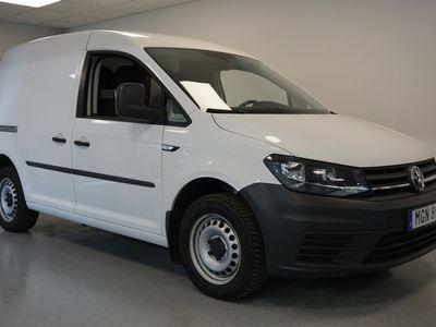 begagnad VW Caddy Panel Van 2.0 TDI D-värme fjärr Drag (75hk)