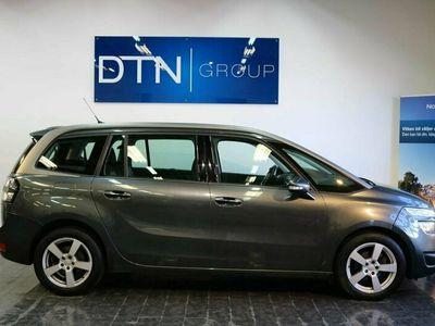 begagnad Citroën Grand C4 Picasso 1.6 HDi/7-sits/Navi/Sv-Såld