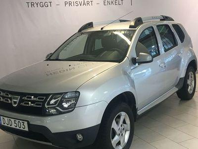 begagnad Dacia Duster 1.2 4x2 Nav nyservad 125hk S+V-Hjul
