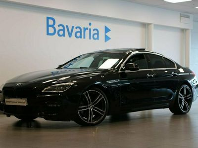 begagnad BMW 640 i xDrive Gran Coupé Aut M-Sport Nypris 1.101.500:-