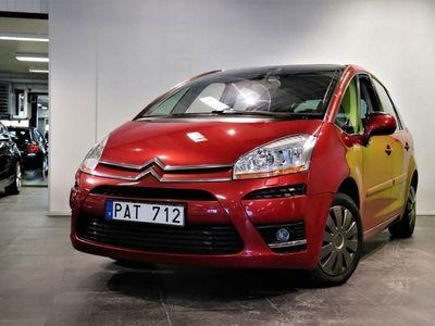 begagnad Citroën C4 Picasso 2.0 | Automatisk S&V | Ny kamrem | 140hk -09