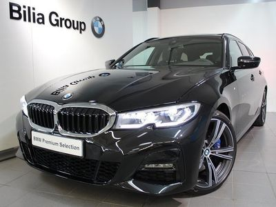 begagnad BMW 330 i xDrive Touring Connected M-Sport