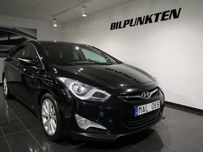 begagnad Hyundai i40 Business | Navi | Motorv | LM S+